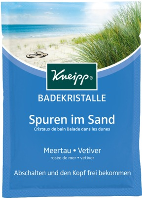 KNEIPP BADEKRISTALLE Spuren im Sand