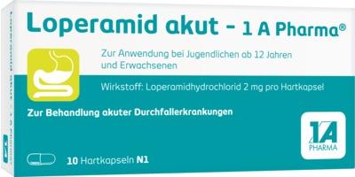 Loperamid akut-1A Pharma