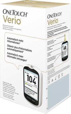 ONE TOUCH Verio Messsystem mg/dl