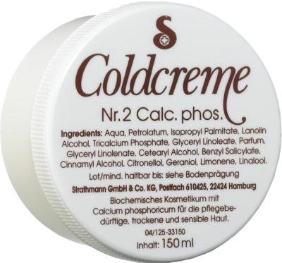 COLDCREME Nr.2 Calcium phosph.