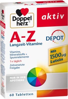 Doppelherz A-Z Depot Tabletten