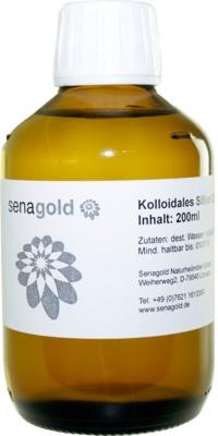 KOLLOIDALES Silber 25 ppm flüssig