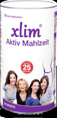 XLIM Aktiv Mahlzeit Schoko Pulver