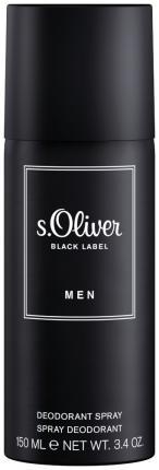 s.Oliver Black Label Men Deo Spray