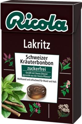 RICOLA o.Z.Box Lakritz Bonbons