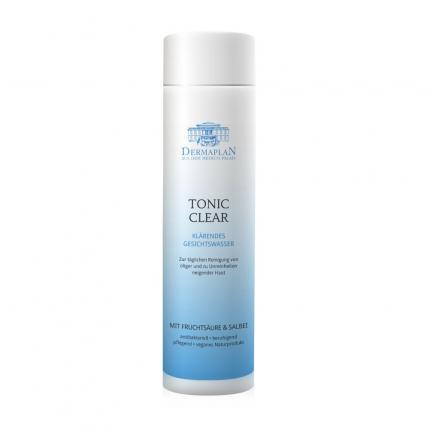 DERMAPLAN Tonic Clear mit Fruchtsäure
