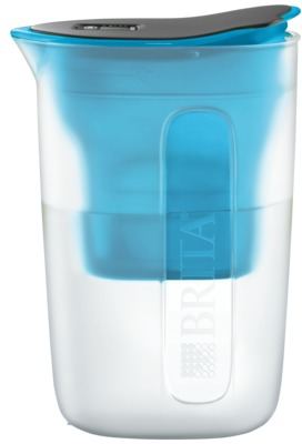 BRITA fill & enjoy Wasserfilter Fun blau