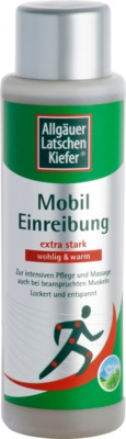 Allgäuer Latschen Kiefer Mobil Einreibungen wohling & warm