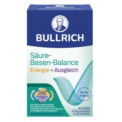 Bullrich Sbb Energie+Ausgleich Überzogene Tabletten