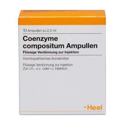 COENZYME COMPOSITUM Ampullen