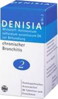 DENISIA 2 chronische Bronchitis Tabletten