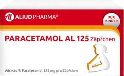 Paracetamol AL 125