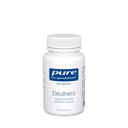 Pure Encapsulations Eleuthero Kapseln
