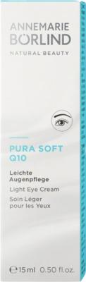 BÖRLIND Pura Soft Q10 leichte Augenfplege