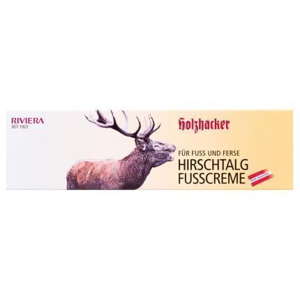 RIVIERA Hirschtalg Fußcreme parabenfrei