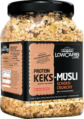 LAYENBERGER LowCarb.one Prot-Keks-Mü Schoko-Crunch