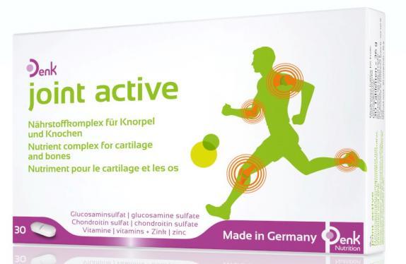 joint active Tabletten Denk