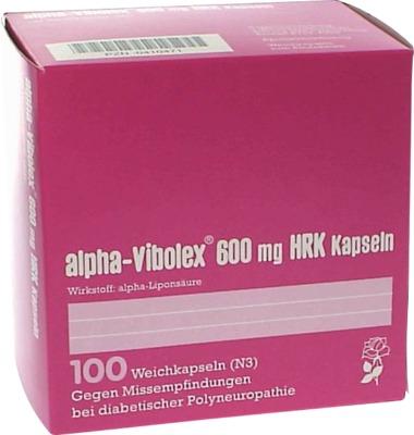 Alpha-Vibolex 600 HRK