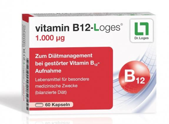 Vitamin B12-Loges 1000ug