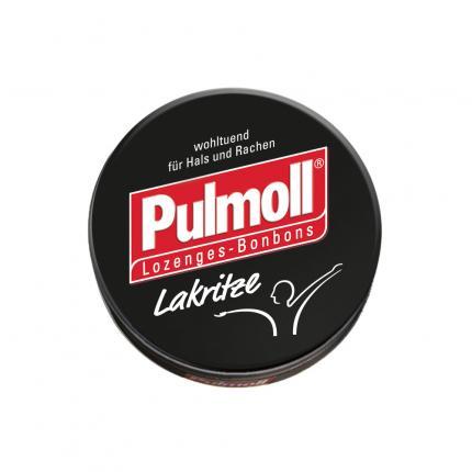 Pulmoll Lakritz Minidose Bonbons