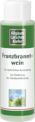 Allgäuer Latschen Kiefer Franzbranntwein