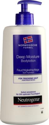 NEUTROGENA norweg.F Deep Moisture Bodylot.tro.Haut