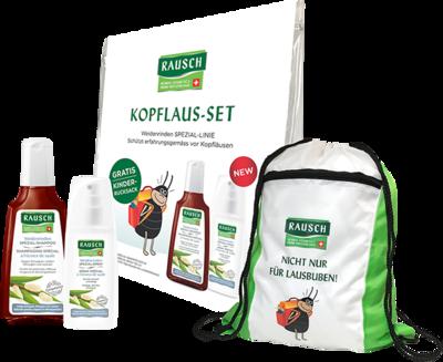 RAUSCH Kopflaus-Set