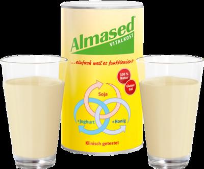 ALMASED Vitalkost Pulver Dose