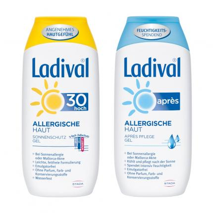 Ladival Set Allergische Haut