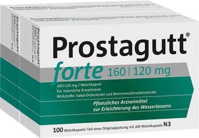 Prostagutt forte 160/120mg