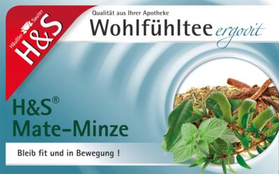 H&S Mate-Minze Filterbeutel