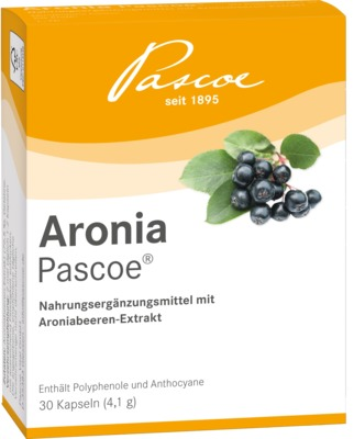 ARONIA PASCOE Kapseln