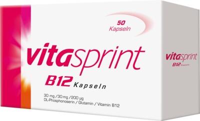 VITASPRINT B 12 Kapseln