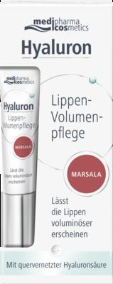 HYALURON Lippen-Volumenpflege Balsam marsala
