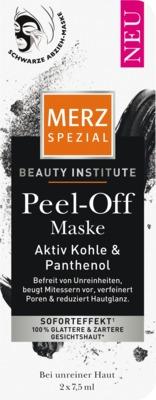 MERZ Spezial Beauty Institute Peel-off Maske
