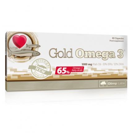 Olimp Labs Gold Omega 3 Kapseln