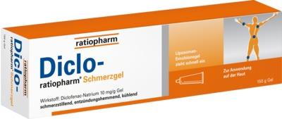 Diclo-ratiopharm Schmerzgel