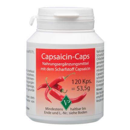 CAPSAICIN Caps