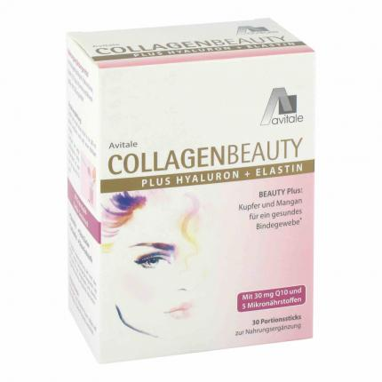 Collagenbeauty Plus Hyaluron+Elastin