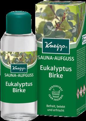 KNEIPP SAUNA AUFGUSS Eukalyptus Birke