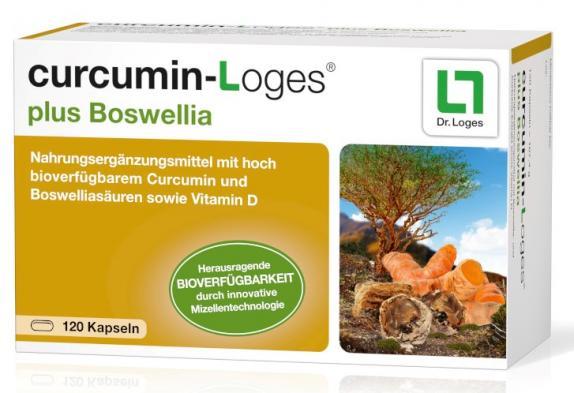 curcumin-Loges plus Boswellia