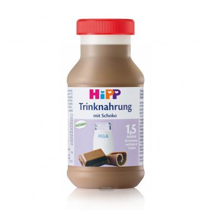 HIPP Trinknahrung Schoko Kunstst.Fl.
