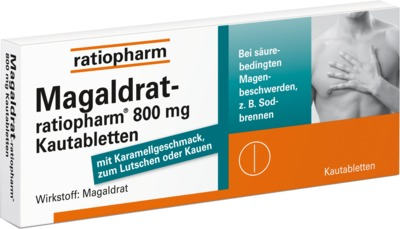 Magaldrat-ratiopharm 800mg