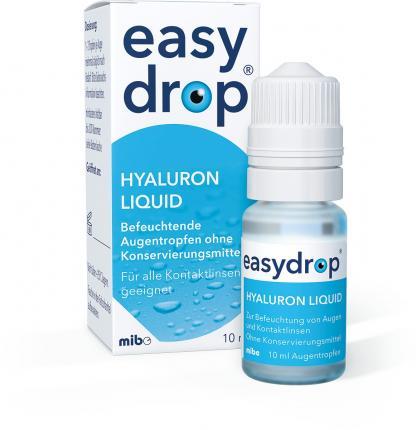 Easydrop Hyaluron Liquid Augentropfen