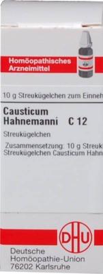 CAUSTICUM HAHNEMANNI C 12 Globuli