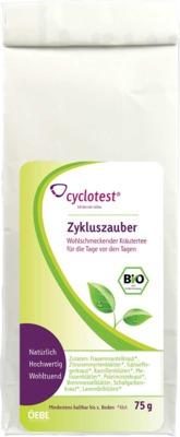 CYCLOTEST Zykluszauber Bio-Tee