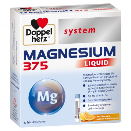Doppelherz system MAGNESIUM 375 LIQUID