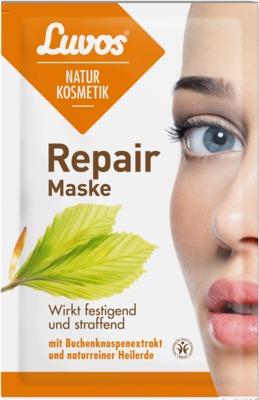 LUVOS Naturkosmetik Heilerde Repair Maske