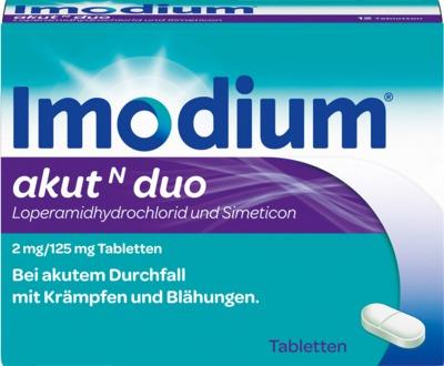 Imodium akut N duo