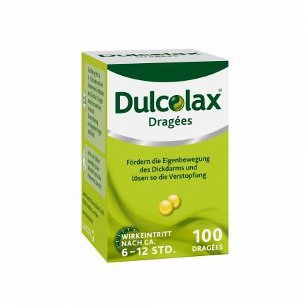 Dulcolax Dragées Dose bei Verstopfung